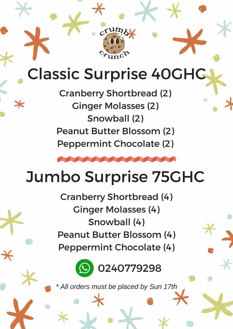 crumb menu