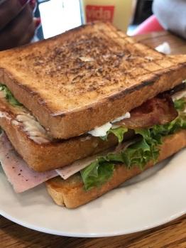 Club sandwich ~ Vida e