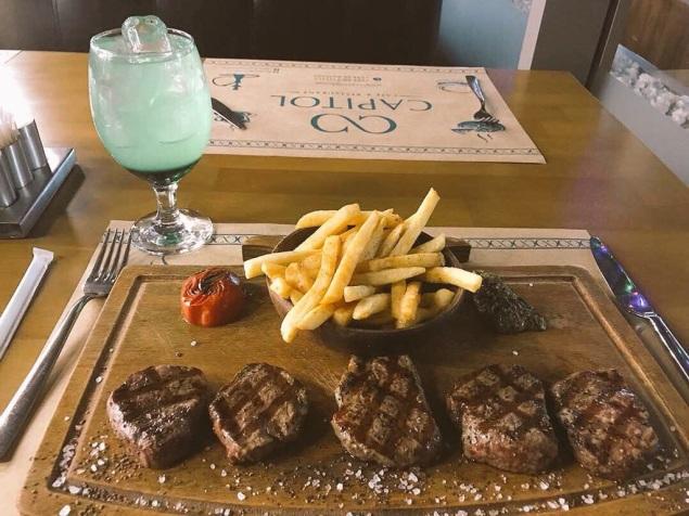 Beef loquom ~ Capitol