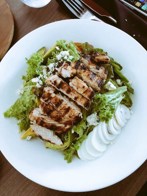 Chicken Cobb salad ~ Bistro 22